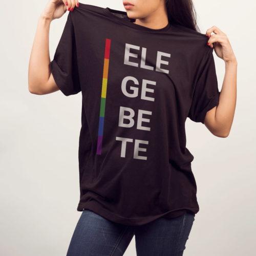 Playera LGBT Closet