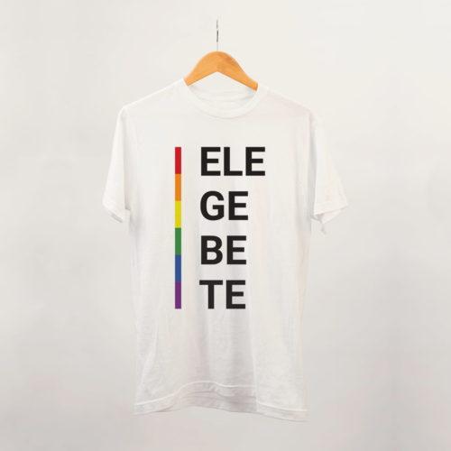 Playera LGBT