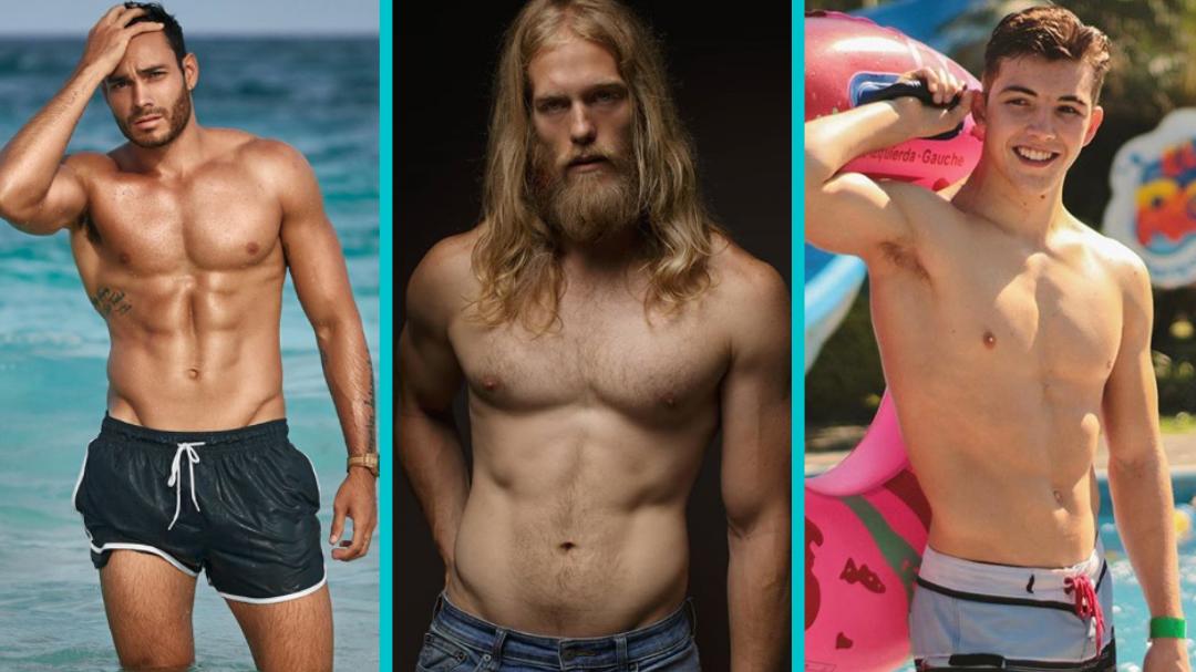 Los deportistas más sensuales de Exatlón México